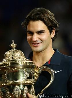 Federer, numéro un mondial
