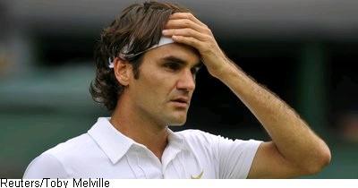Roger Federer s'est fait peur