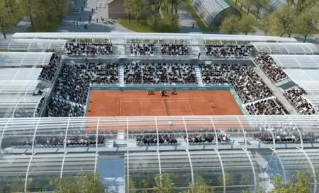 Roland Garros reste à Roland Garros