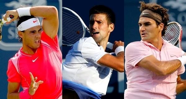 Djokovic, Nadal ou Federer