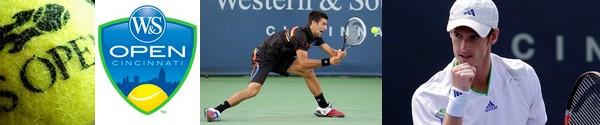 Murray vainqueur de Djokovic Cincinnati