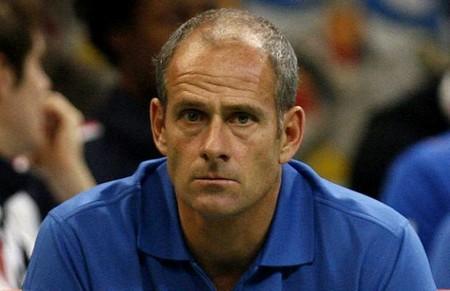 Guy Forget, sélectionneur de Coupe Davis