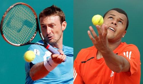 Ferrero contre Tsonga au tournoi de Pékin