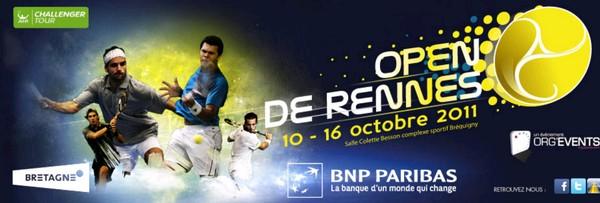 open de Rennes en Challenger