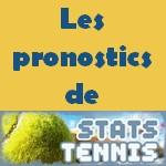 Les pronostics tennis de la semaine