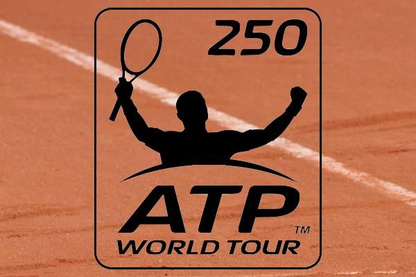 Stats tennis sur les ATP 250 sur terre battue