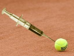 Existe-t-il du dopage dans le tennis?