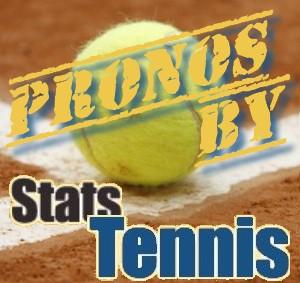 Les pronostics tennis pour la semaine 01