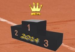 Qui sera sacré Roi de la terre battue en 2014?
